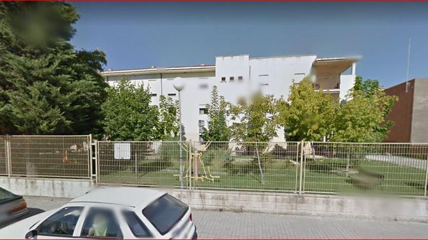 residencia mayores Coria Cáceres
