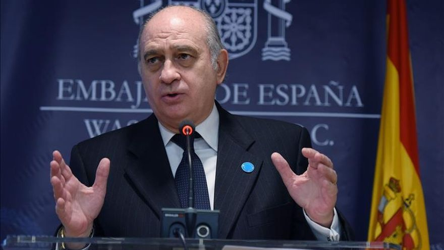 """Fernández Díaz dice que """"nadie está libre de la amenaza yihadista pero España hace los deberes"""""""