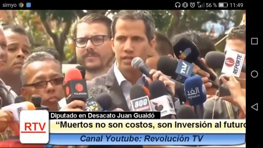 MUERTOS INVERSION GUAIDO