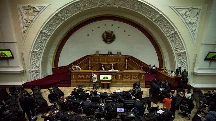 El Parlamento venezolano declara nulo el acto de la Constituyente que elimina la inmunidad de Guevara