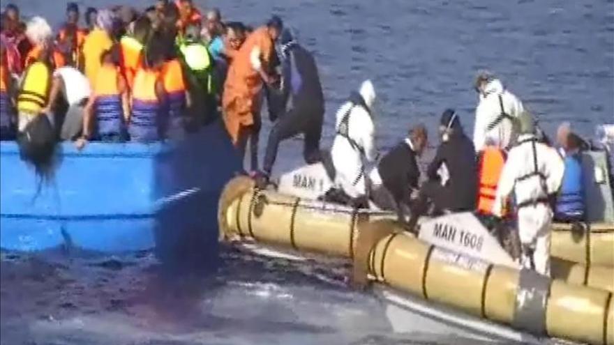 Ascienden a 49 los muertos en la última tragedia en el Mediterráneo