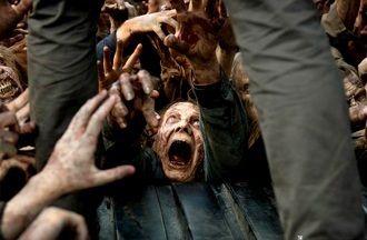 La foto de los actores de 'The Walking Dead' que sobreviven desde el inicio