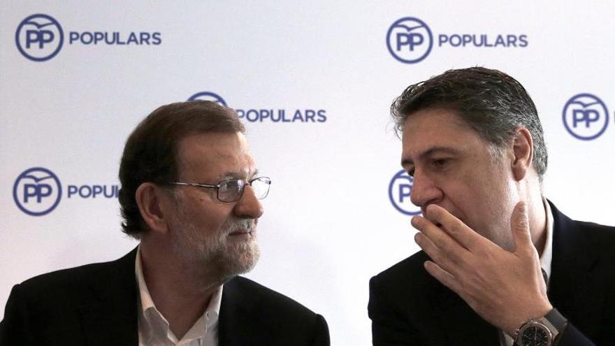 Rajoy garantiza a Albiol el apoyo de todo el PP ante su nuevo cometido