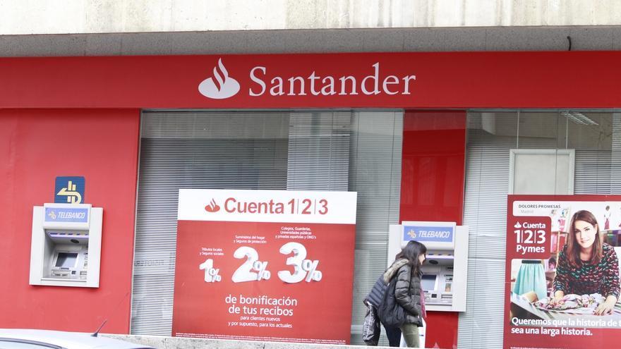El Banco de España multa a Santander por incumplir sus obligaciones con deudores hipotecarios sin recursos
