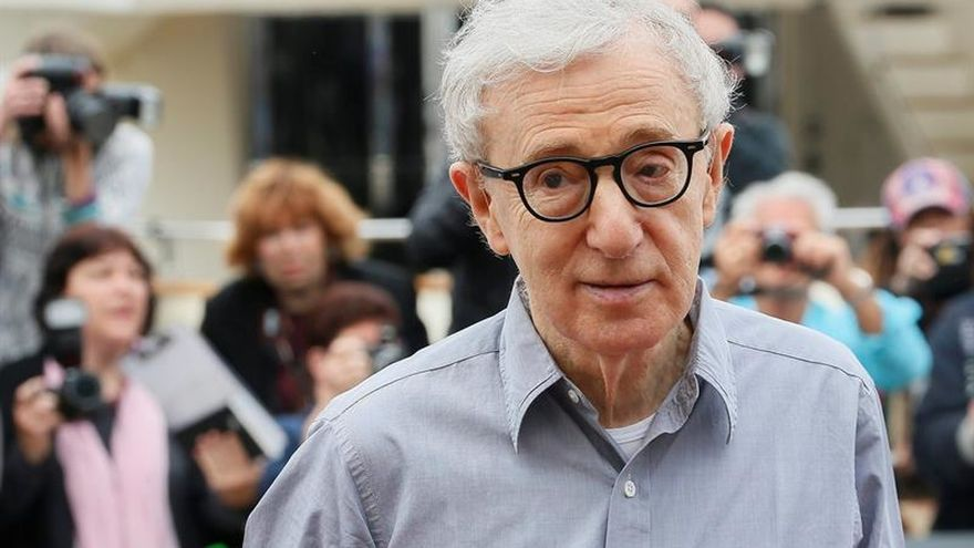 El cienasta Woody Allen.