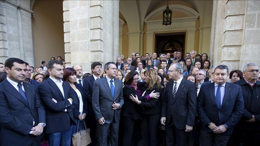 Susana Díaz: el Pacto Estado contra la violencia machista no puede esperar al 20D