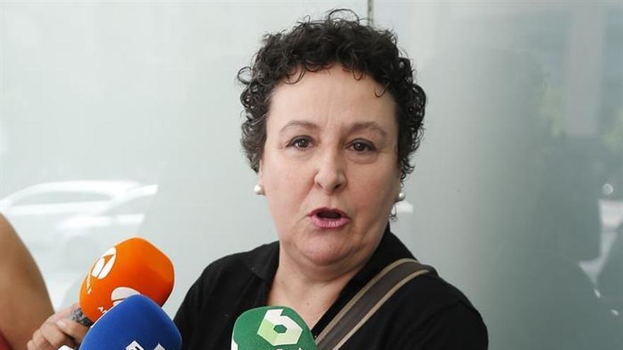 María Salmerón gana una nueva batalla en su lucha por el derecho de los hijos