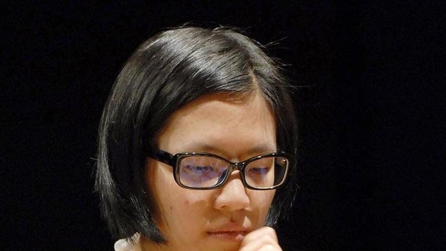 """La campeona mundial Hou Yifan participa en el festival """"Valencia Cuna"""""""