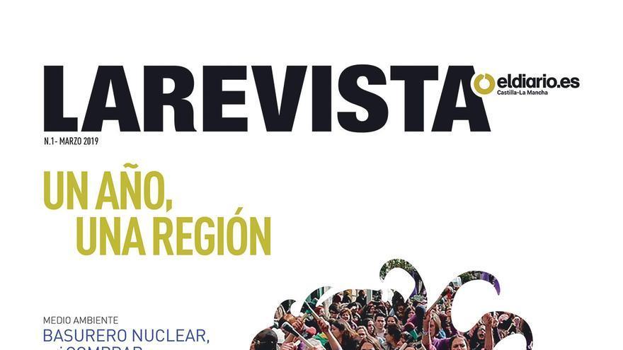 Portada de 'LA REVISTA' de eldiario.es Castilla-La Mancha