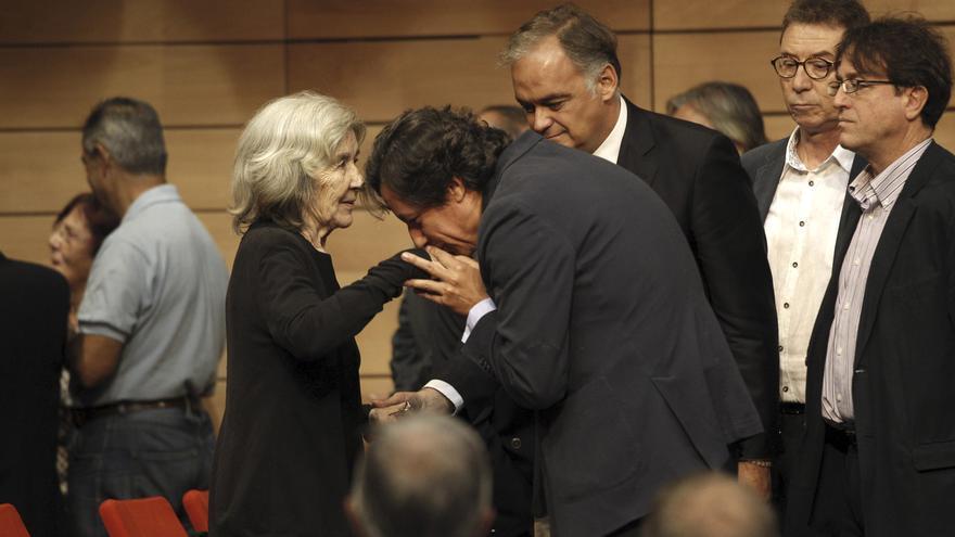 Floriano y G.Pons coinciden en destacar la generosidad de Santiago Carrillo