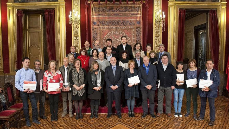 Más de la mitad de los centros educativos públicos de Navarra se integran en redes de calidad
