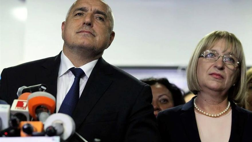 Dimite el gobierno búlgaro de Borisov tras las elecciones presidenciales