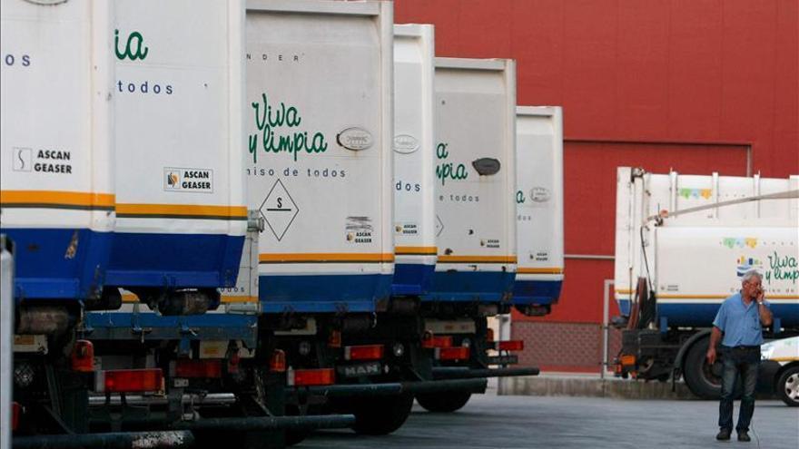Santander, en huelga indefinida de basuras, en el inicio de su Semana Grande