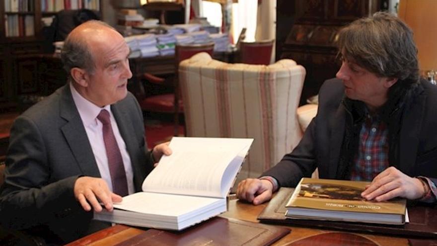 El procurador del Común en Castilla y León, Tomás Quintana.