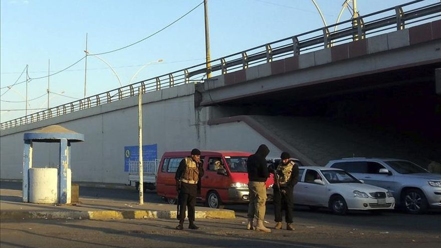 Los yihadistas ejecutan a siete personas en la ciudad iraquí de Mosul