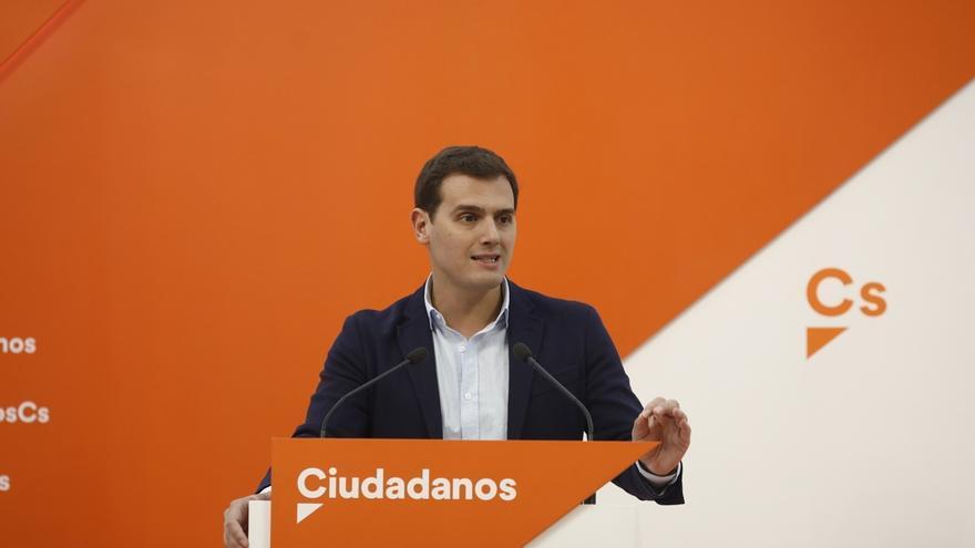 """Rivera dice que el indulto es algo """"anacrónico"""" y que Iceta comete un error planteándolo para los independentistas"""
