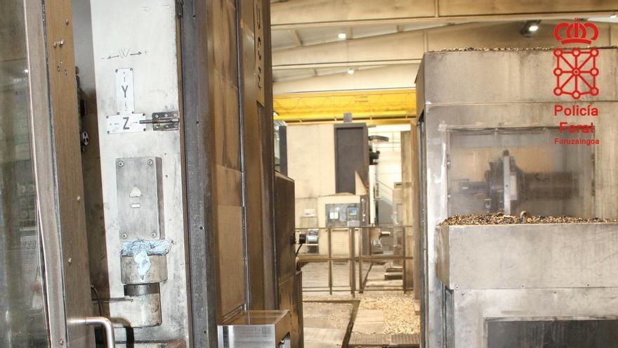 Fallece un trabajador de 35 años en un accidente laboral en una empresa de Arbizu