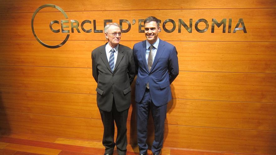 """Sánchez defiende el pacto con Rajoy y le pide nuevos acuerdos """"de fondo"""" ahora en educación"""