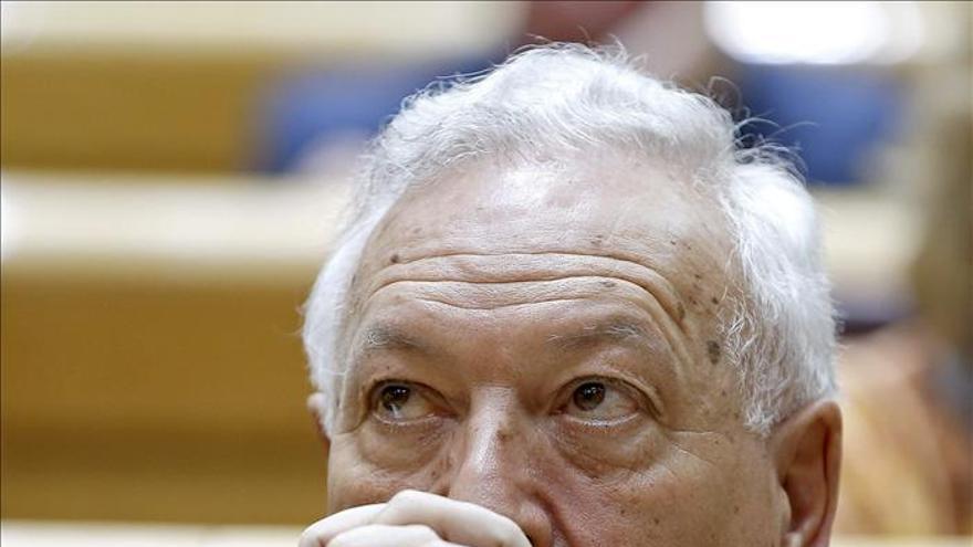 Margallo dice que suplirá la falta de recursos en cooperación con ideas