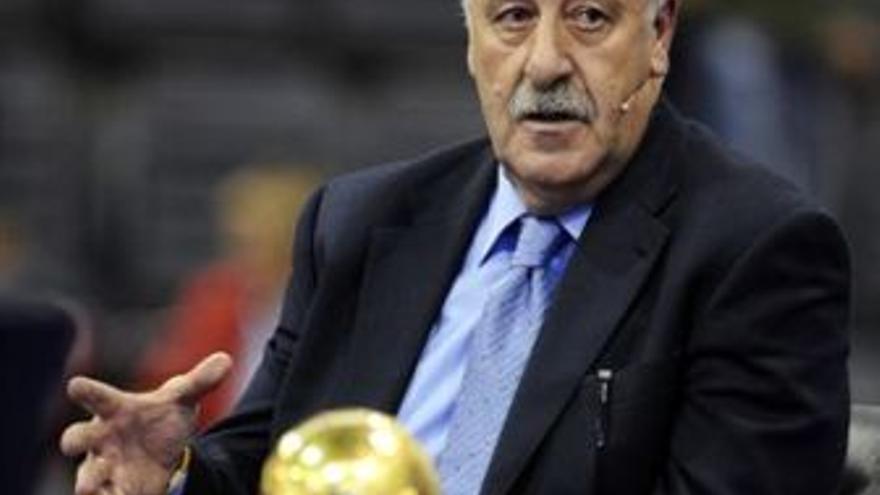Vicente del Bosque. (EUROPA PRESS)
