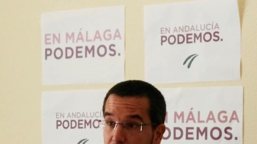 Sergio Pascual dice que no está en sus planes encabezar candidatura a la Secretaría regional de Podemos