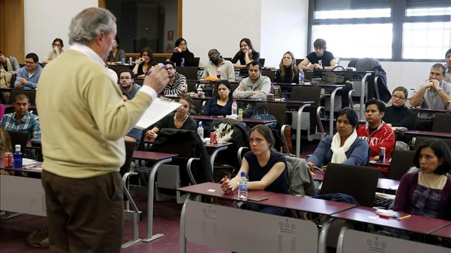 El rector de la Universidad Rey Juan Carlos alerta de una subida de impagos del 150 por ciento