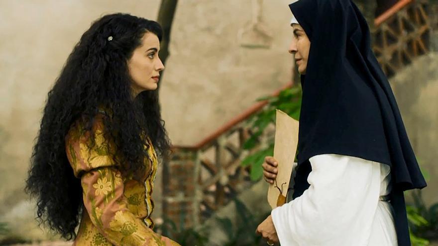 Representación de sor Juana Inés en el Festival Internacional de Teatro Clásico de Almagro