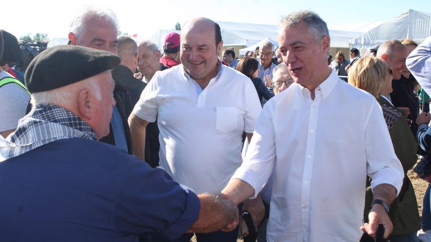 """Ortuzar (PNV) pide que el """"cabreo vasco"""" con la política española se convierta en """"voto abertzale"""" el 10-N"""