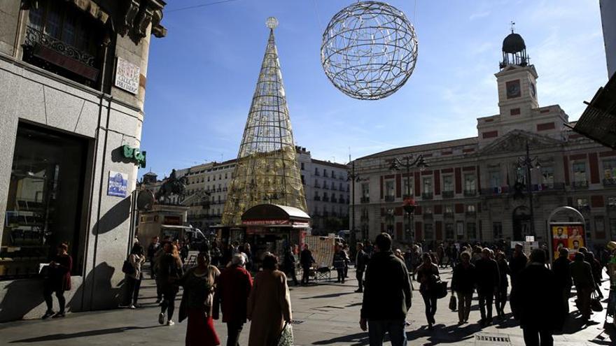 El sol predominará durante el fin de semana de la Navidad