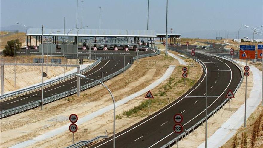 El Gobierno recurrirá la liquidación de la autopista de peaje a Barajas