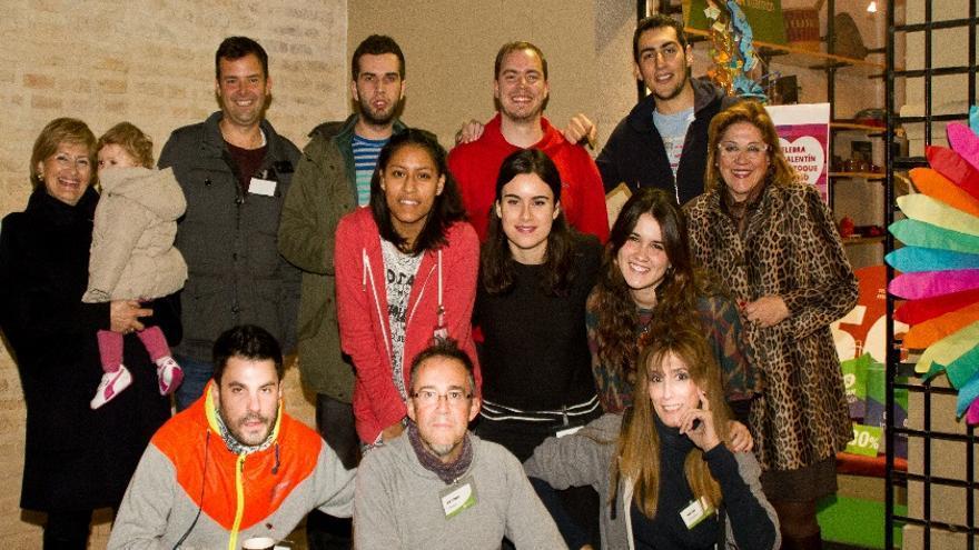 Voluntari@s de Oxfam Intermón en Murcia