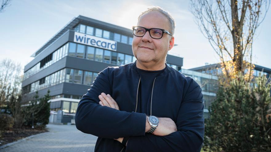 Jörn Leogande, extrabajador de Wirecard y autor del libro 'Bad Company'