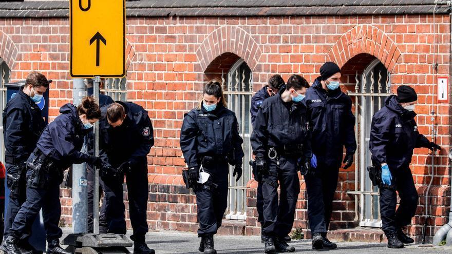 Empleada de hogar de discapacitados acusada de matar a cuatro internos en Potsdam