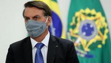 Bolsonaro ha gastado 1,8 millones de euros en campañas de imagen durante la pandemia