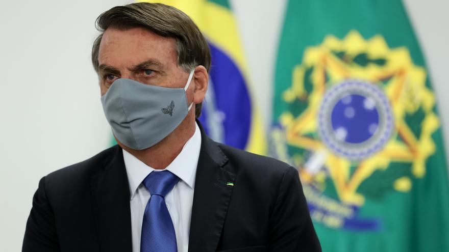 """El presidente de Brasil ha aumentado el gasto en publicidad para divulgar una """"imagen positiva"""" del país."""