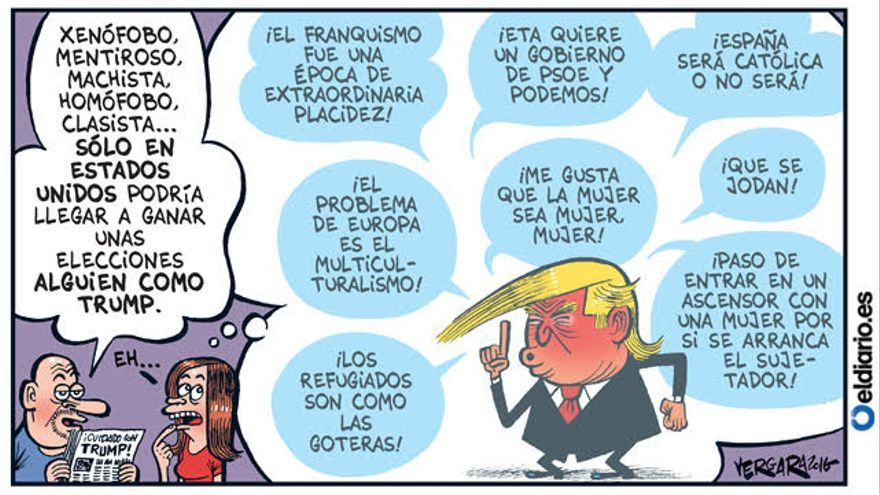 Alguien como Trump