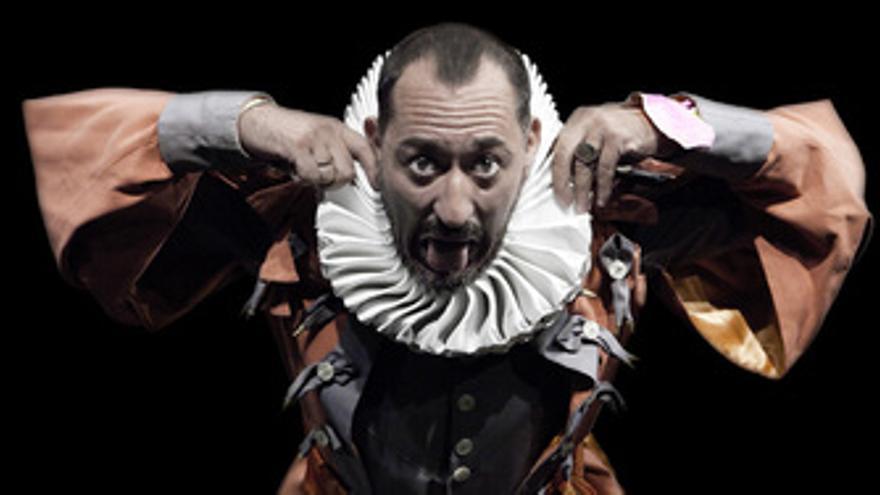 Un bobo hace ciento en La Companía Nacional de Teatro Clásico