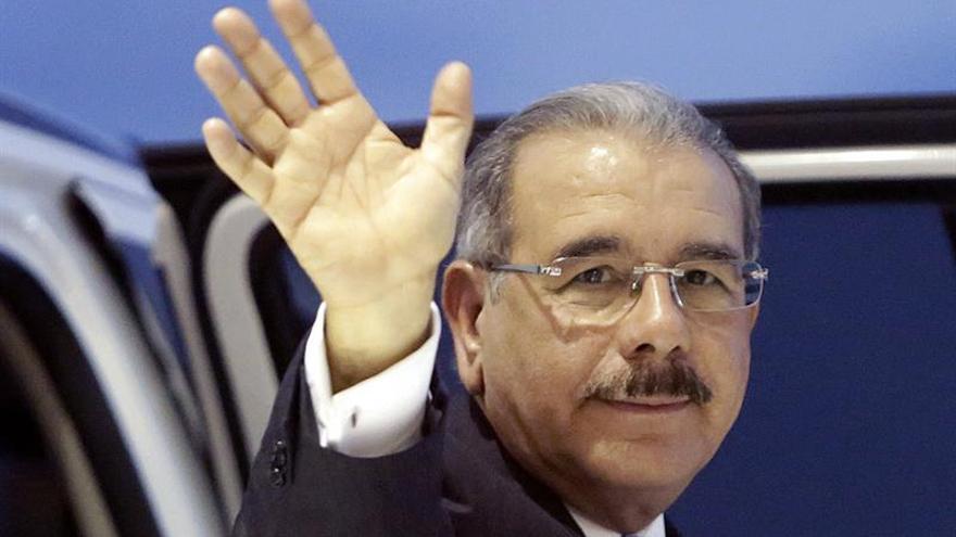 Presidente dominicano viajará mañana a Nicaragua para reunión Sica