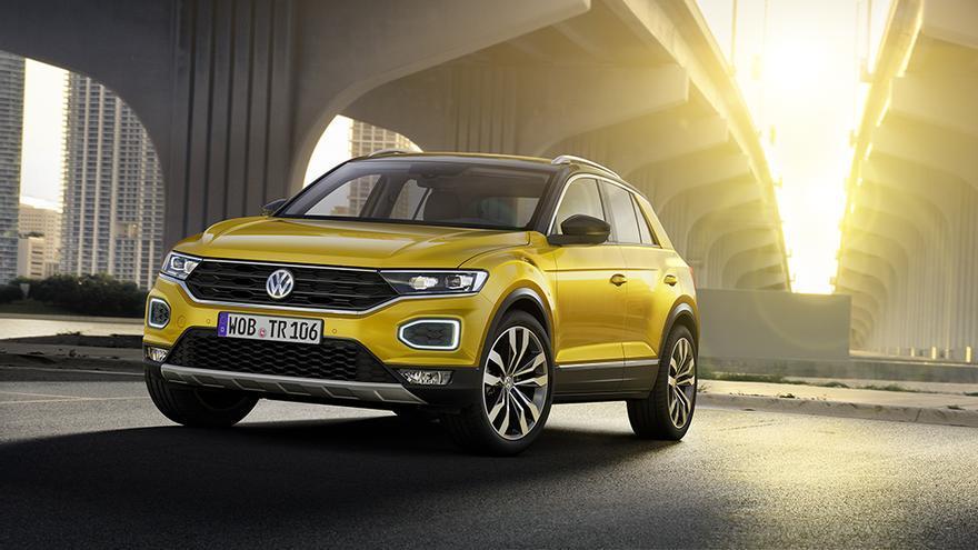 El nuevo Volkswagen T-Roc.