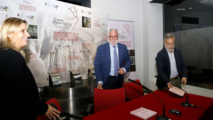 """El Plan de Dinamización del Arte Rupestre quiere """"poner a Cantabria en el mapa del mundo"""""""
