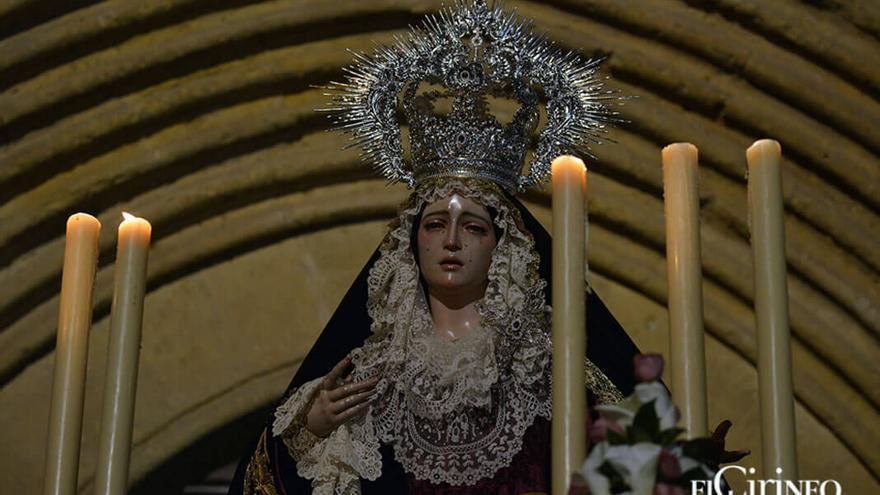 María Santísima de la Quinta Angustia | TONI BLANCO