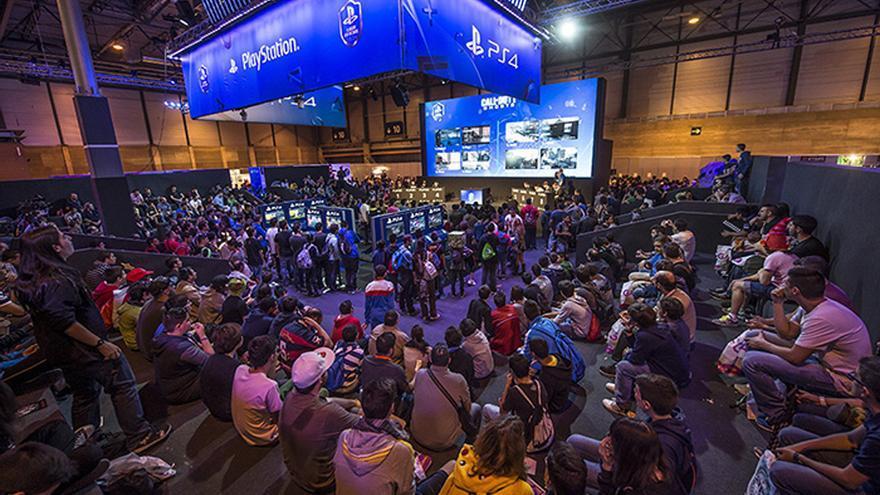 Madrid Games Week PlayStation