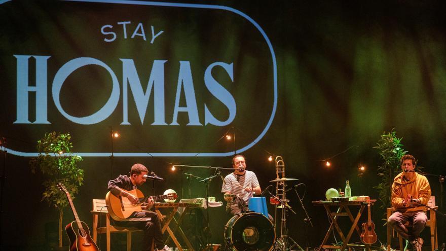 Stay Homas edita canción y anuncia otras nueve, en aniversario confinamiento