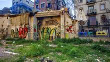 Los vecinos de la Barceloneta recuperan la reivindicación del derecho a la vivienda