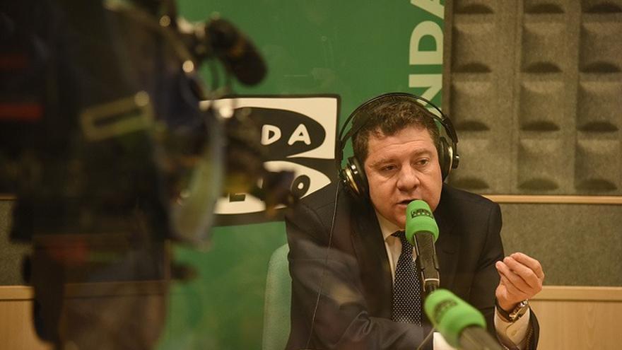 García-Page abre la puerta a ilegalizar los partidos independentistas en el futuro