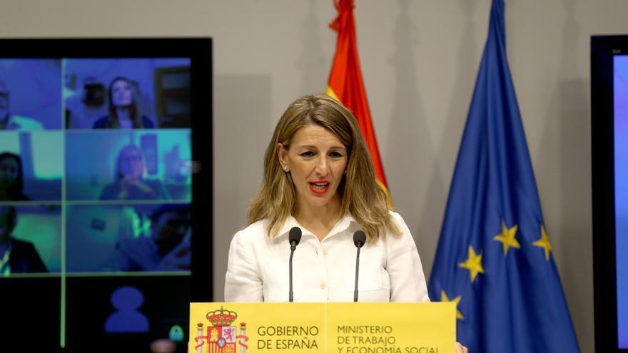 La ministra de Trabajo visita este miércoles Canarias para suscribir el convenio que permitirá transferir 42 millones para empleo