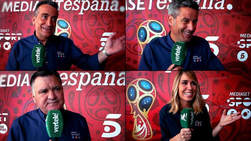 Entrevistamos a JJ Santos, Camacho, Nico Abad y María Gómez
