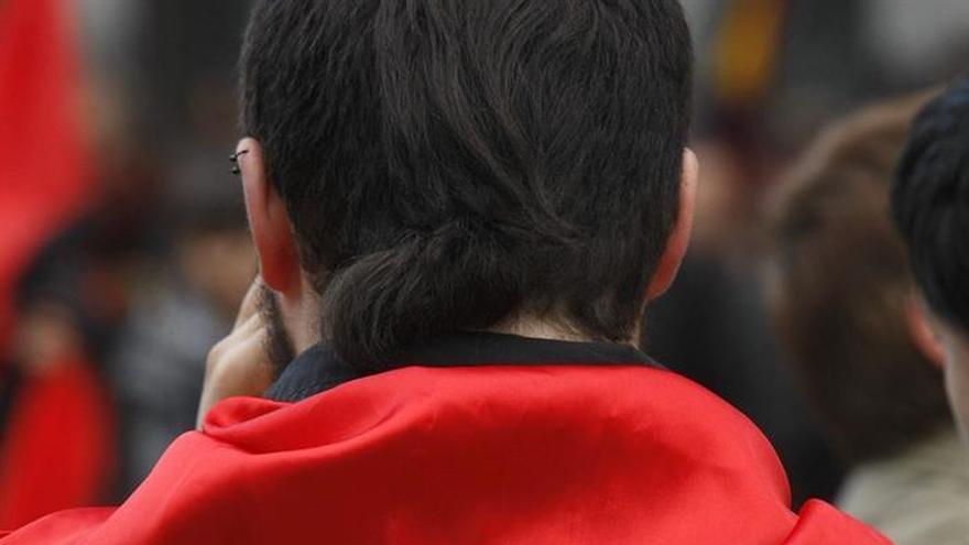 La Subdelegación pide al Ayuntamiento de Jimena que retire la bandera republicana