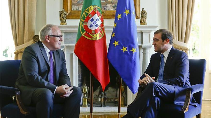Portugal pide a la UE que reduzca su cuota de refugiados por el elevado paro