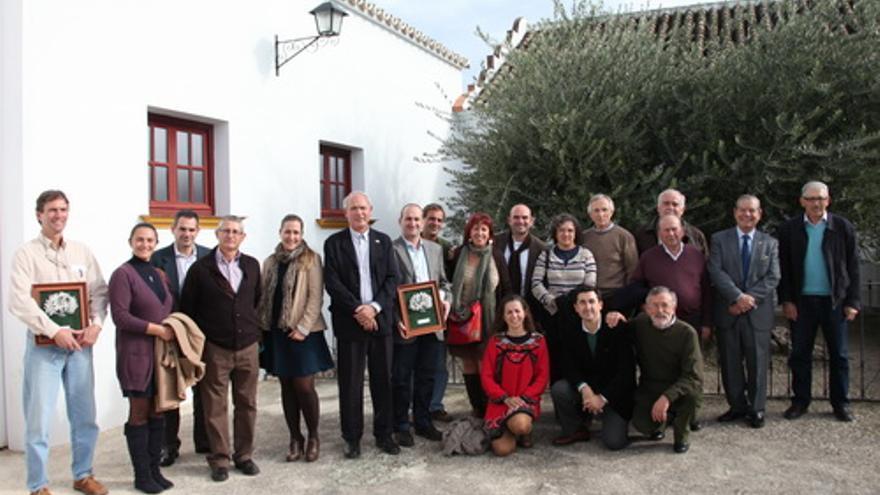 Premio al proyecto de la Sierra de las Nieves (Málaga)